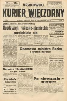 Krakowski Kurier Wieczorny : pismo demokratyczne. 1938, nr286