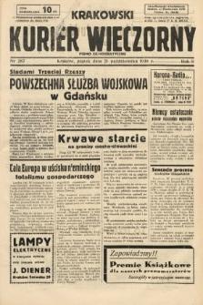 Krakowski Kurier Wieczorny : pismo demokratyczne. 1938, nr287