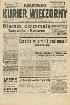 Krakowski Kurier Wieczorny : pismo demokratyczne. 1938, nr288