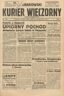 Krakowski Kurier Wieczorny : pismo demokratyczne. 1938, nr290