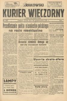 Krakowski Kurier Wieczorny : pismo demokratyczne. 1938, nr292