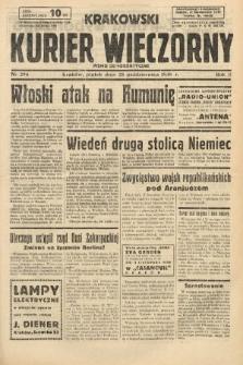 Krakowski Kurier Wieczorny : pismo demokratyczne. 1938, nr294