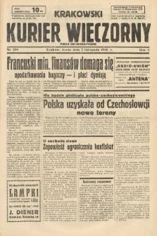 Krakowski Kurier Wieczorny : pismo demokratyczne. 1938, nr299