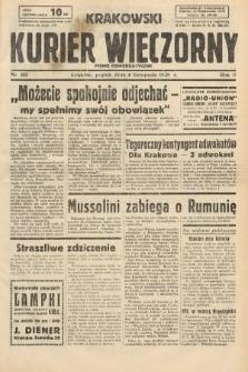 Krakowski Kurier Wieczorny : pismo demokratyczne. 1938, nr301