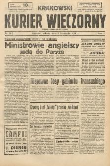 Krakowski Kurier Wieczorny : pismo demokratyczne. 1938, nr302