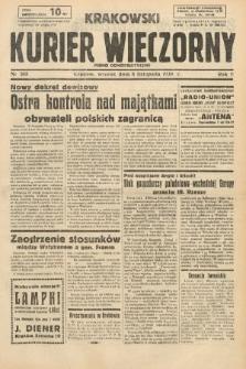 Krakowski Kurier Wieczorny : pismo demokratyczne. 1938, nr305