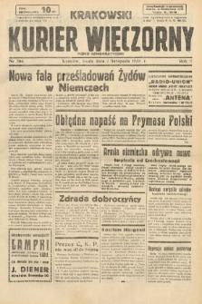 Krakowski Kurier Wieczorny : pismo demokratyczne. 1938, nr306