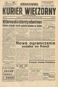 Krakowski Kurier Wieczorny : pismo demokratyczne. 1938, nr310