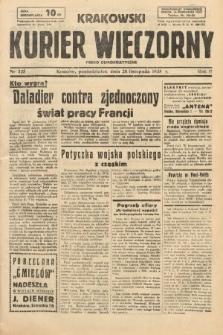 Krakowski Kurier Wieczorny : pismo demokratyczne. 1938, nr325