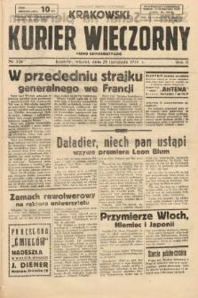 Krakowski Kurier Wieczorny : pismo demokratyczne. 1938, nr326