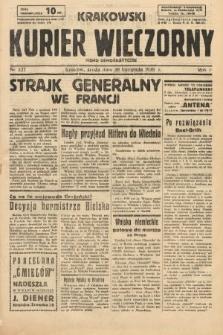 Krakowski Kurier Wieczorny : pismo demokratyczne. 1938, nr327