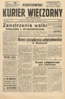 Krakowski Kurier Wieczorny : pismo demokratyczne. 1938, nr333