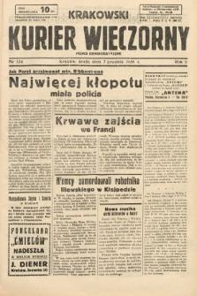 Krakowski Kurier Wieczorny : pismo demokratyczne. 1938, nr334