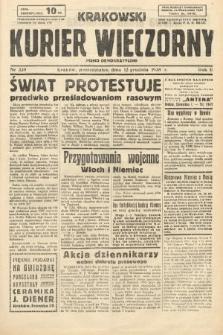 Krakowski Kurier Wieczorny : pismo demokratyczne. 1938, nr339