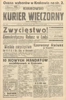 Krakowski Kurier Wieczorny : pismo demokratyczne. 1938, nr346