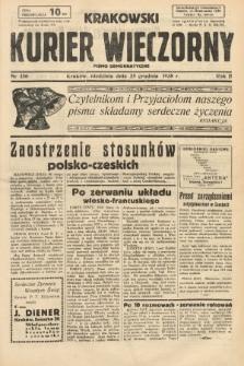 Krakowski Kurier Wieczorny : pismo demokratyczne. 1938, nr350