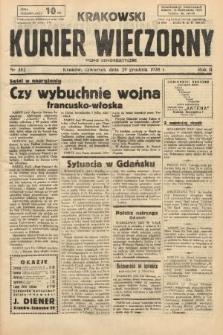 Krakowski Kurier Wieczorny : pismo demokratyczne. 1938, nr352