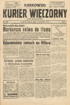 Krakowski Kurier Wieczorny : pismo demokratyczne. 1938, nr354