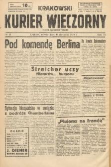 Krakowski Kurier Wieczorny : pismo demokratyczne. 1939, nr13