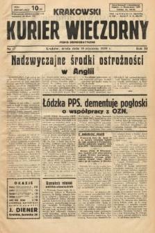 Krakowski Kurier Wieczorny : pismo demokratyczne. 1939, nr17