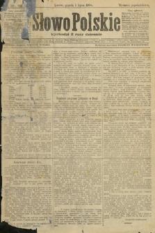 Słowo Polskie (wydanie popołudniowe). 1904, nr307