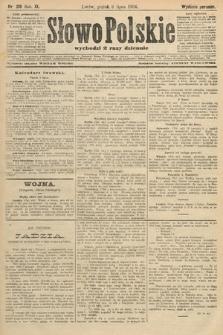 Słowo Polskie (wydanie poranne). 1904, nr318