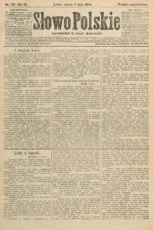 Słowo Polskie (wydanie popołudniowe). 1904, nr321