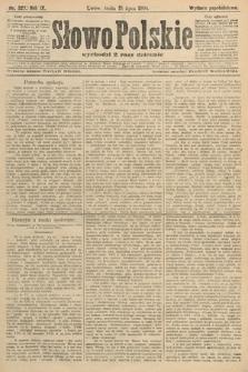 Słowo Polskie (wydanie popołudniowe). 1904, nr327