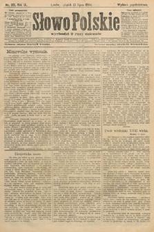 Słowo Polskie (wydanie popołudniowe). 1904, nr331