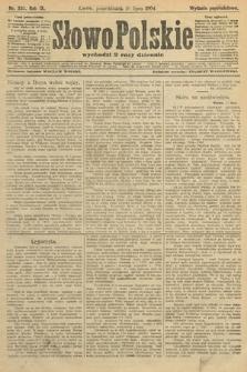 Słowo Polskie (wydanie popołudniowe). 1904, nr335