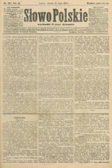 Słowo Polskie (wydanie popołudniowe). 1904, nr337