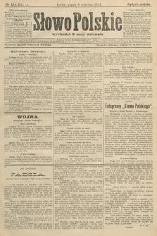 Słowo Polskie (wydanie poranne). 1904, nr424
