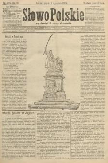 Słowo Polskie (wydanie popołudniowe). 1904, nr425