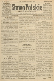 Słowo Polskie (wydanie poranne). 1904, nr461