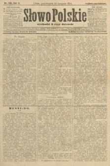 Słowo Polskie (wydanie popołudniowe). 1904, nr535
