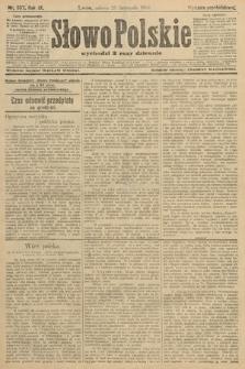 Słowo Polskie (wydanie popołudniowe). 1904, nr557