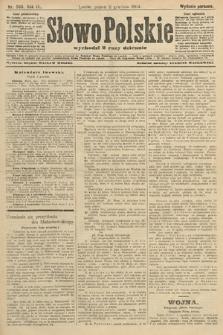 Słowo Polskie (wydanie poranne). 1904, nr566