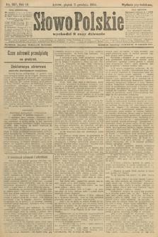 Słowo Polskie (wydanie popołudniowe). 1904, nr567