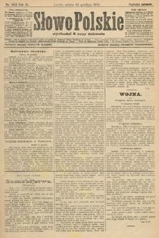 Słowo Polskie (wydanie poranne). 1904, nr603
