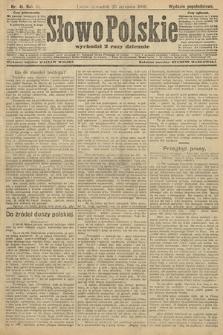 Słowo Polskie (wydanie popołudniowe). 1906, nr41