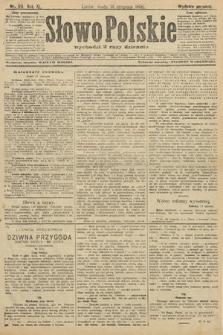 Słowo Polskie (wydanie poranne). 1906, nr50