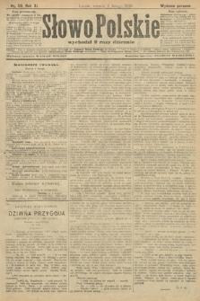 Słowo Polskie (wydanie poranne). 1906, nr59