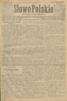 Słowo Polskie (wydanie popołudniowe). 1906, nr86