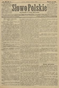 Słowo Polskie (wydanie poranne). 1906, nr103