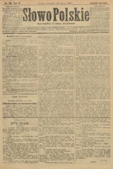 Słowo Polskie (wydanie poranne). 1906, nr136