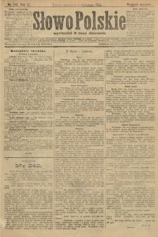 Słowo Polskie (wydanie poranne). 1906, nr142