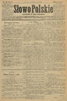 Słowo Polskie (wydanie poranne). 1906, nr196