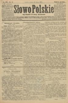 Słowo Polskie (wydanie poranne). 1906, nr335