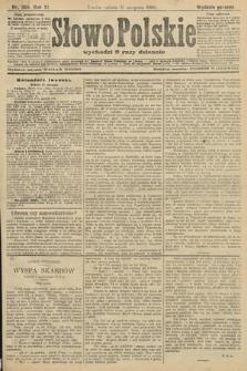 Słowo Polskie (wydanie poranne). 1906, nr359