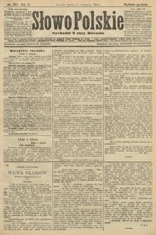Słowo Polskie (wydanie poranne). 1906, nr365
